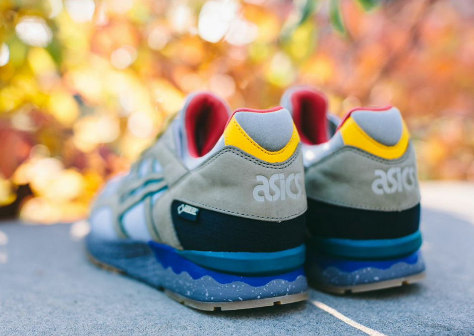 """Bodega x Asics Gel Lyte V """"Geocached"""" KING OF TRAINERS  KING OF TRAINERS"""