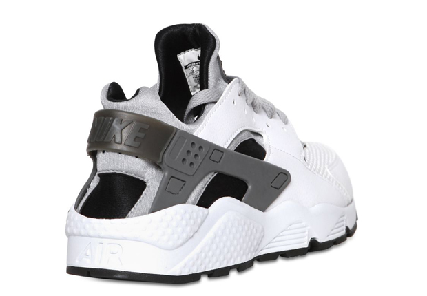 Huarache Nike Black And White