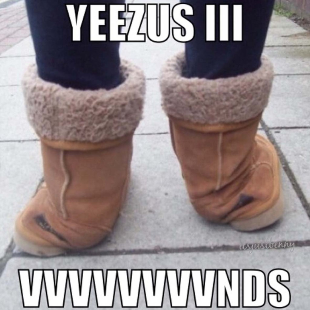 The New Kanye West Shoes